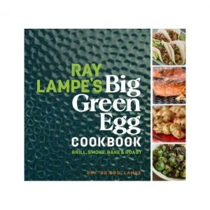 Ray Lampe's Big Green Egg book