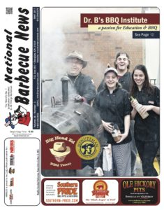 National Barbecue News- May 2017 front