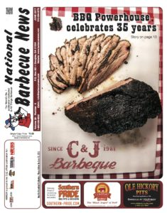 Barbecue News June 2017 Front