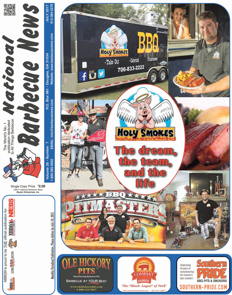 JULY2017 BBQ News Cover