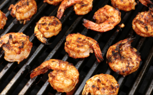 Guinness Grilled Shrimp