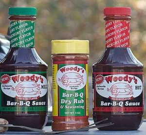 Woody's Sauce