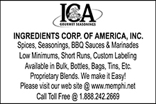 Ingredients Corp. of America