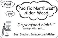 Pacific Northwest Alder Wood