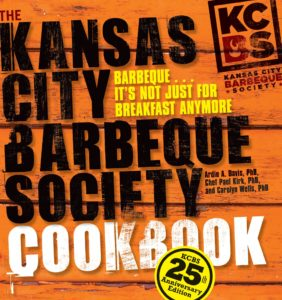 KCBS cookbook