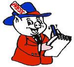 Mr. Ben Que'n - Barbecue News logo