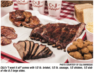 C&J's Barbeque I Want It All
