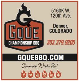 GQue BBQ Colorado