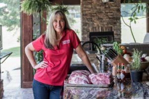Melissa Red Shirt