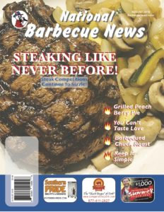 AUG 2018 BBQ News front
