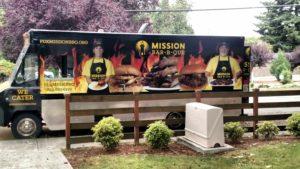 Mission Bar-B-Que Truck