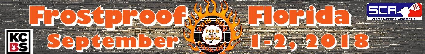Frostproof FL KCBS