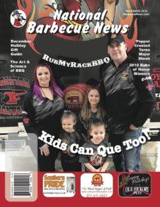 DEC2018 BBQ Magazine Front