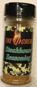 Q Crew Steakhouse Seasoning