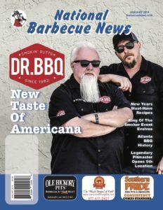 JAN2019 BBQ Magazine Front