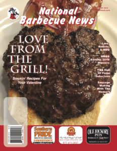Barbecue Magazine FEB2019 Front
