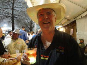 Bill Felder, Texas Social Club founder & host extraordinaire