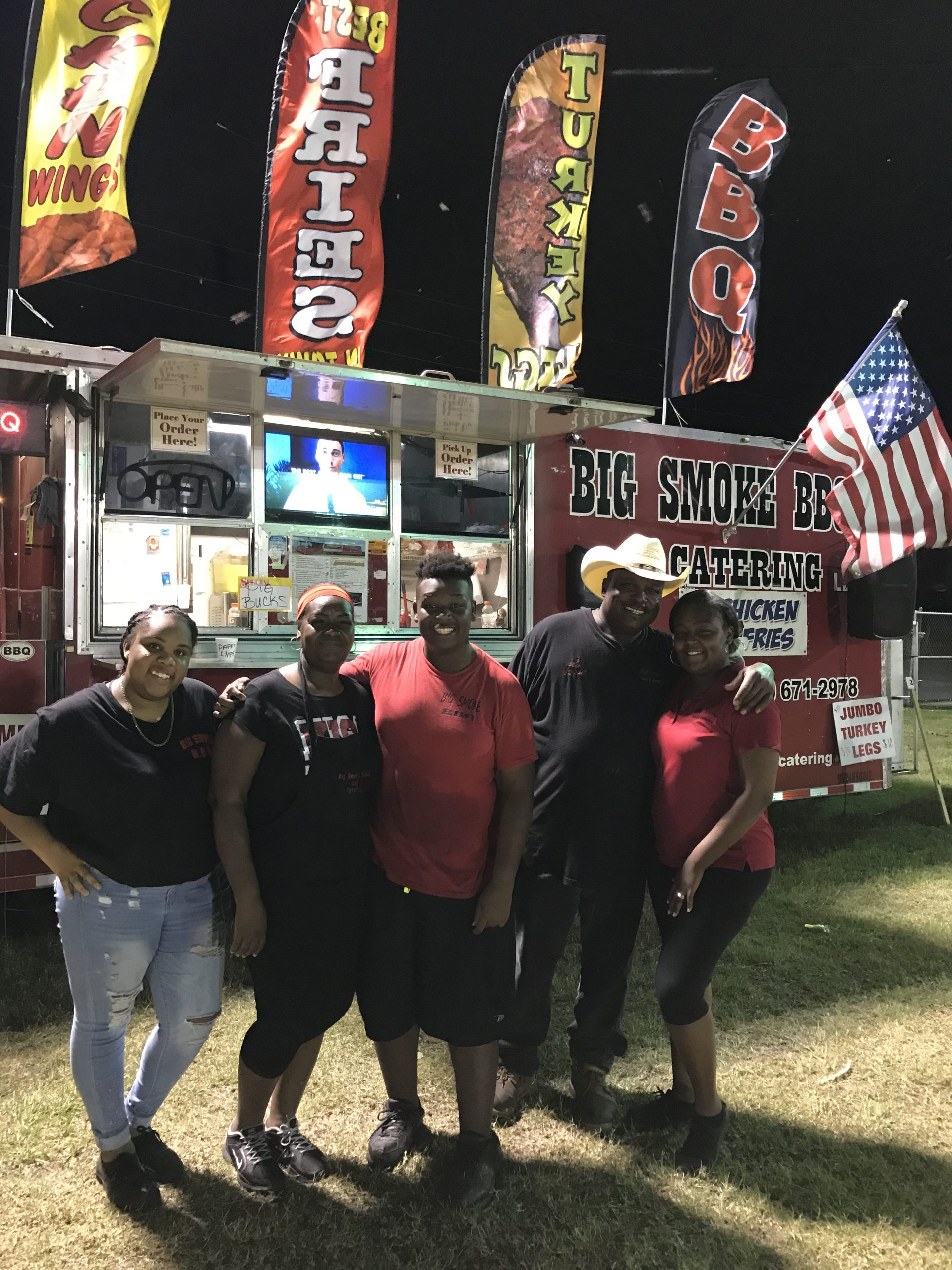 Big Smoke BBQ and Catering