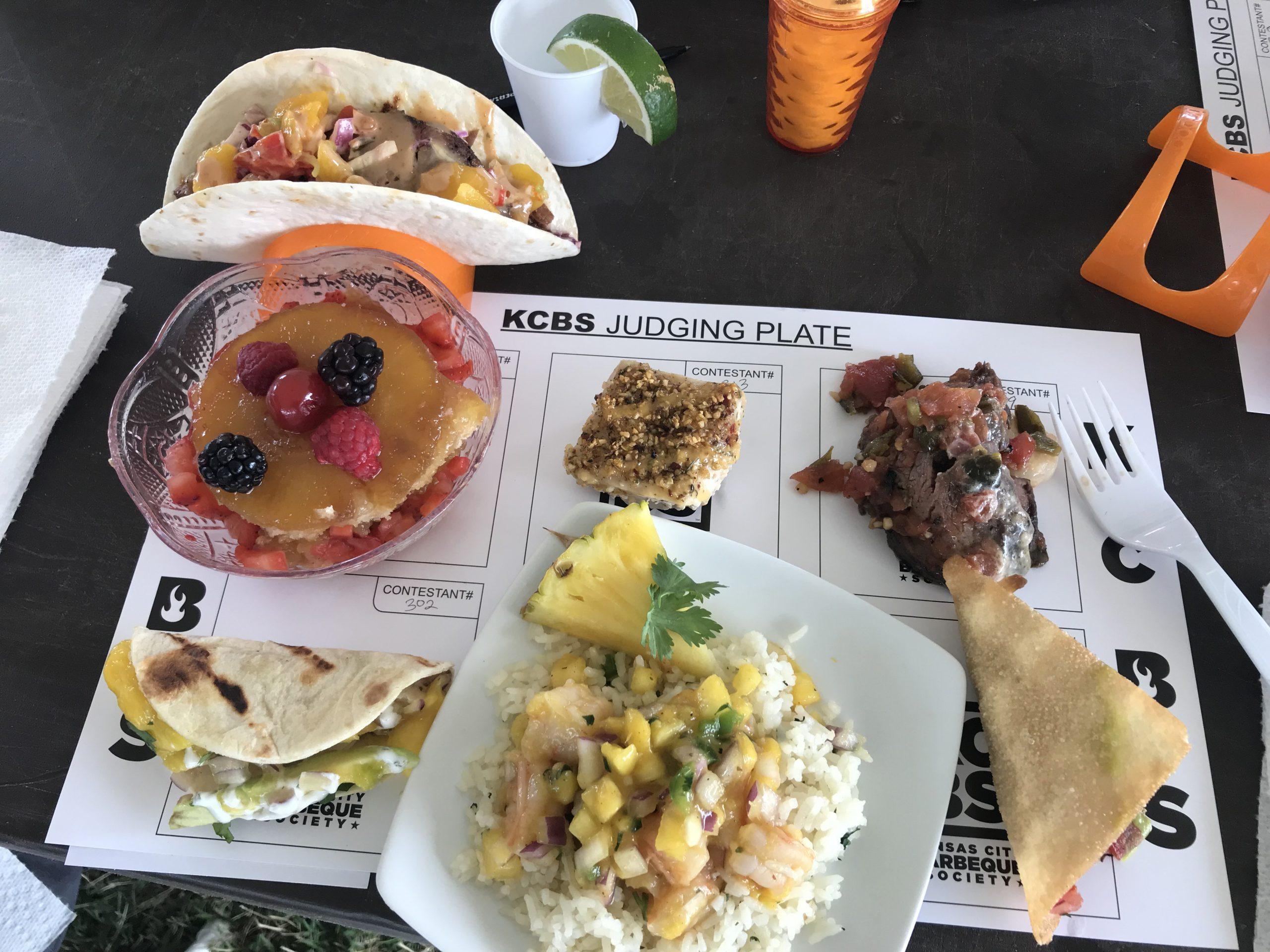 Cabo Infused judges platter