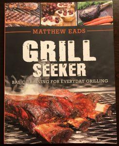 Grill Seeker Book
