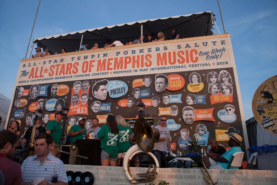 All Stars of Memphis Music: Photo Courtesy of Frank Boyer