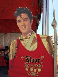 Memphis, Elvis & Barbecue: Of course!