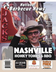 JULY2019 BBQ Magazine FRONT