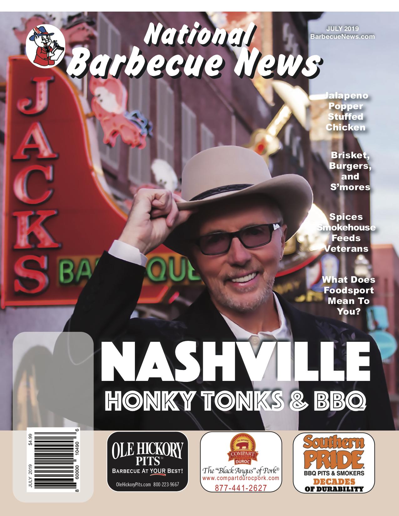 Barbecue News: The Original Grilling & BBQ Magazine