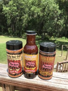 The Slabs BBQ Products
