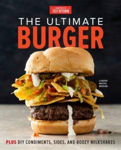 Ultimate Burger book