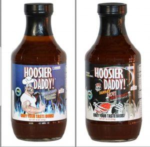 Hoosier Daddy sauce