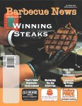 October 2020 Barbecue News Magazine Front