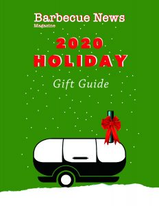 2020 Holiday Gift Guide Front