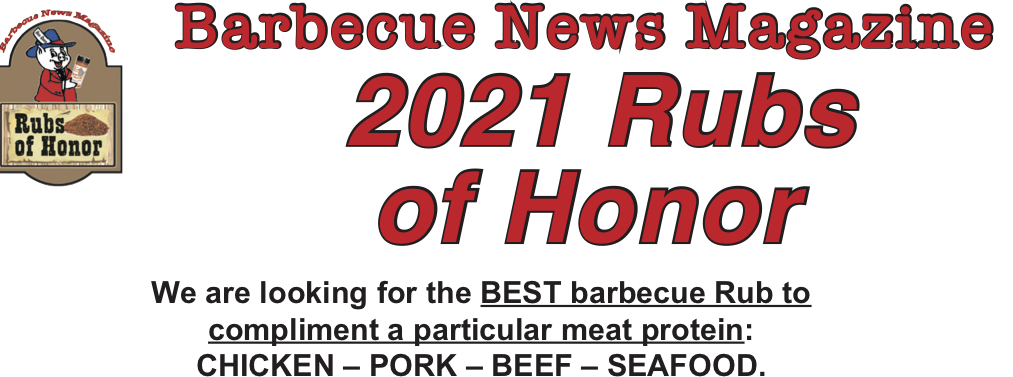 2021 Rubs of Honor top logo